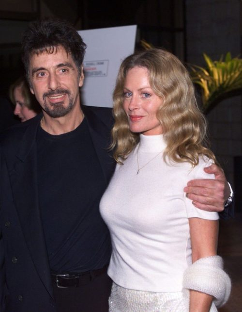 Beverly D'Angelo Al Pacino
