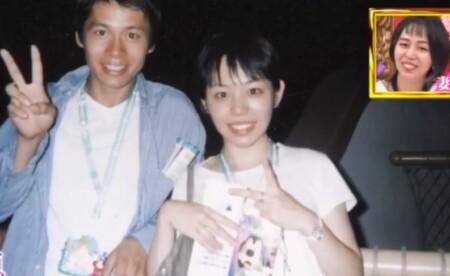 ゴゴスマMC石井亮次の一日密着で分かる夫婦生活-若い頃のカップル写真